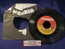 MARY CHAPIN CARPENTER Going Out Tonight/When Shes Gone 45 RPM COLUMBIA RECORDS