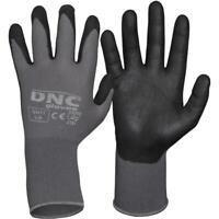 Premium Nitrile Supaflex Protective work gloves sensitive dexterity comfort glov