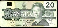 Canada 20 Dollars 1991 OTTAWA