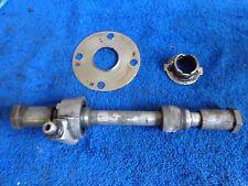 Kawasaki KZ1000 front axle wheel bolt speedometer drive DRAGBIKE KZ 1000 1977
