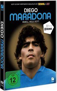 Diego Maradona [DVD/NEU/OVP] Dokumentarfilm über die Fußballikone von den Ma