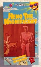 Bell Science - Hemo the Magnificent (LN VHS) EXTREMELY RARE/CONTROVERSIAL