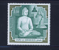 FRANCIA/FRANCE 1979 MNH SC.1636 Temple of Borobudur,Java
