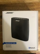 Bose SoundLink Color Bluetooth Speaker - Black *STILL IN BOX*