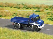 Busch 5590 - 1/87 - Mercedes Unimog THW - New