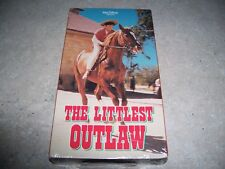 The Littlest Outlaw [VHS]  Brand New!
