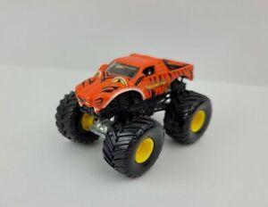 Hot Wheels 2002 Monster Jam Prowler Monster Truck Metal 1:64