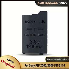 Batteria di Ricambio 1PZ 1200mAh per Sony PSP2000 PSP3000 PSP 2000 3000 Portatil