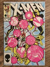 """Uncanny X-Men (1st Series) #188 NM/NM+ 9.4/9.6 1985 """"Legacy Of The Lost"""" Marvel"""