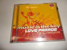 Cd  Love Parade the 1999 Compilati von Various (1999) - Doppel-CD