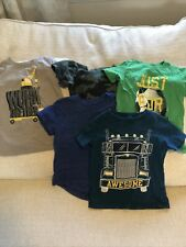 toddler boys clothes lot 3t T-shirts 5