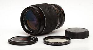 JCPenny Multi-Coated Optics 135mm F2.8 Lens For Pentax K Mount + Gift!
