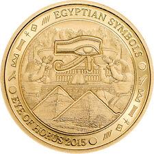 1$ 2015 Palau - Egyptian Symbols - Eye of Horus smartminting Au