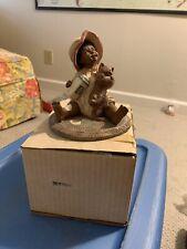 "All God's Children Martha Holcombe ""Kezia"" collectible figurine with orig box"