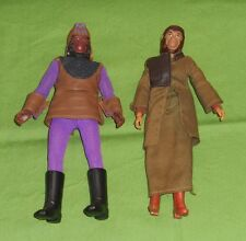 vintage Mego Planet of the Apes pota GENERAL URKO & ZIRA LOT
