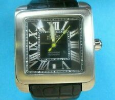 Rotary Editions Automatic 1895 700 Series 700C Black/Silver Wristwatch
