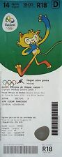 TICKET M 14.8.2016 Olympia Rio Hockey Men's Niederlande - Australien # R18
