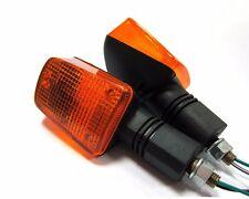 2 X Rear Turn Signal Lights For Suzuki DR250SE DR350SE KATANA 750 DR650S RS RSE
