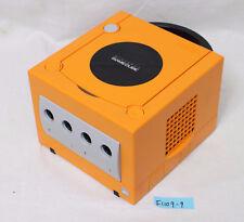 [Free track ship] Nintendo GameCube GC Console Orange working from Japan NTSC-J