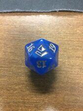 Blue Amonkhet Spindown Dice D20 MTG Dice D20 Life counter
