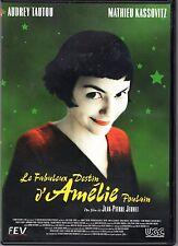 LE FABULEUX DESTIN D'AMELIE POULAIN AUDREY TAUTOU MATHIEU KASSOVITZ