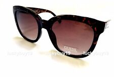 NWT GUESS GF0299 Brown Authentic Sunglasses  Women Oversized  gift /678/ New