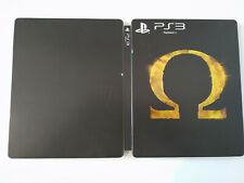SONY PS3 God of War Ascension limited Edition Steelbook Box PlayStation 3