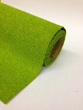 "Grass Mat Light Green 48""x12"" 120x30cm Javis Landscape scenery roll no 14"