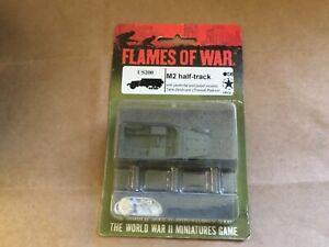 Flames of War US200 M2 half track