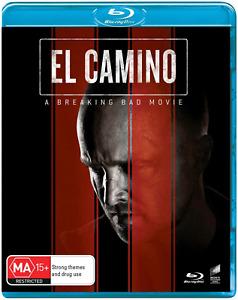 *BRAND NEW* EL CAMINO: A Breaking Bad Movie (Blu-ray) Aaron Paul