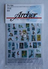 Archer 1/35 Scale Magazine Size Pin-Ups WWII to Korea (30 pin-ups) AR35273