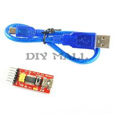 6 PIN 3.3/5V FTDI Module Basic USB to TTL FT232 Program Download with USB Cable