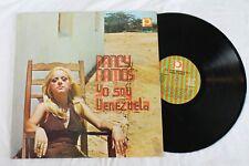 """Nancy Ramos – Yo Soy Venezuela, vinyl LP, Latin, 12"""" record"""