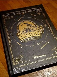 Livre Space Mountain Book Disneyland Paris