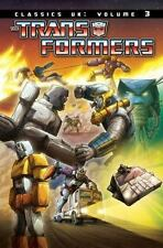 Transformers Classics UK Volume 3, Hill, James, Furman, Simon