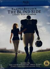 NEW BLU-RAY // THE BLIND SIDE // Sandra Bullock, Tim McGraw, Quinton Aaron, Jae