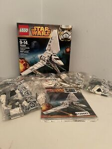 Lego Star Wars Imperial Shuttle Tydirium (75094) NEW Boxed Opened