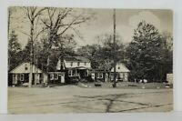 Bartonsville Pa Kane's Kozy Kabins Route 611 Postcard N3