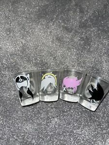 Overwatch Mini Glass Set 2oz Shot Glass Clear | NEVER BEEN USED | Collectible!