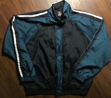 Vintage 90s USA Olympic Games Mens Windbreaker Size Large JCPenney Rare