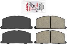 Disc Brake Pad Set-Rear Disc Front Autopartsource PRC242
