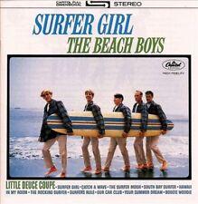 Surfer Girl/Shut Down, Vol. 2 by The Beach Boys (CD, Mar-2001, Capito