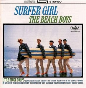 Surfer Girl/Shut Down, Vol. 2 [Remaster] by The Beach Boys (CD, Mar-2001 SEALED