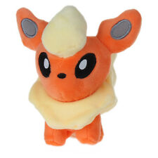 Flareon 14 CM Plush Toy Stuffed Animal 5.5 Inches US Seller Pokemon Poke New