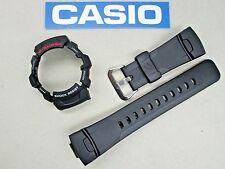 Genuine Casio G-Shock GW-1500A GW-1500J watch band & bezel black fits GW-1501
