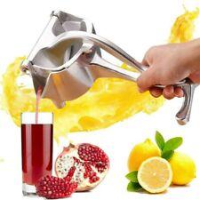 Manual Juicer Hand Juice Press Squeezer Fruit Juicer Extractor Stainless Steel