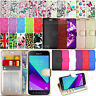 For Samsung Galaxy Xcover 4s 4 Phone Case Wallet Leather Cover Book Stylish NEW