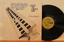 HARRY EDDGE JR. The Affair LP Odd Experimental Organ Synth Private Press HEAR
