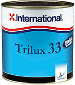 International Trilux 33 Antivegetativa matrice dura Formula mediterranea 375 ml
