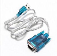 USB 2.0 TO SERIAL RS232  DB9 9 PIN ADAPTER CABLE PDA  cord GPS CONVERTER